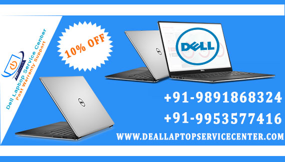 Dell Laptop Repair in Centeral Delhi