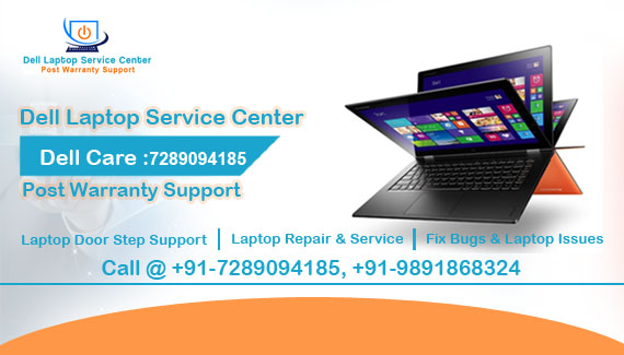 Dell Laptop Repair in Saket