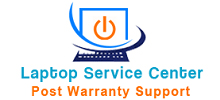Dell Service Center Logo