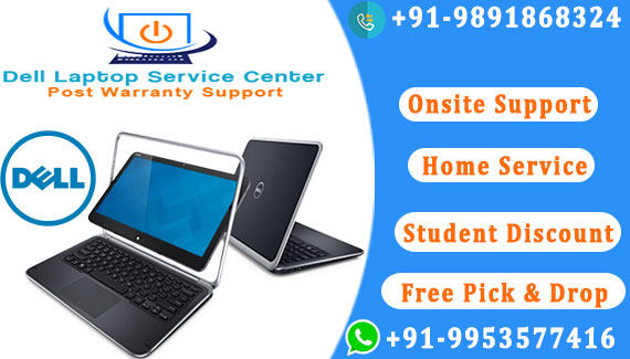 Dell Laptop Repair in Nirman Vihar